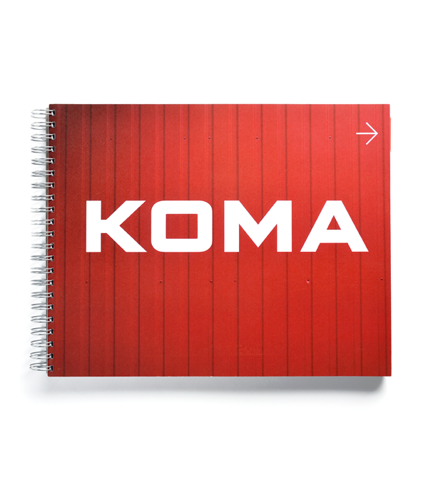 Koma Corporate Identity Manual